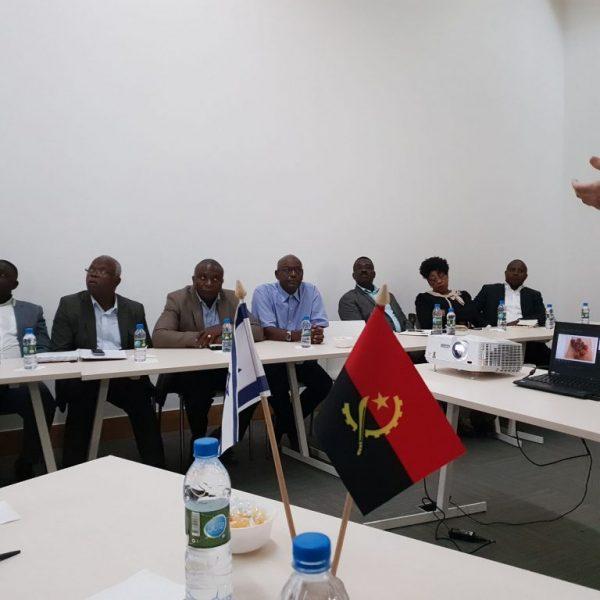 הקמת לשכת המסחר ישראל אנגולה – באנגולה